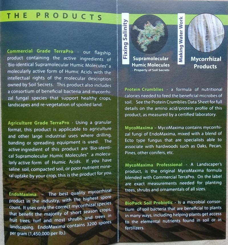 soil secrets